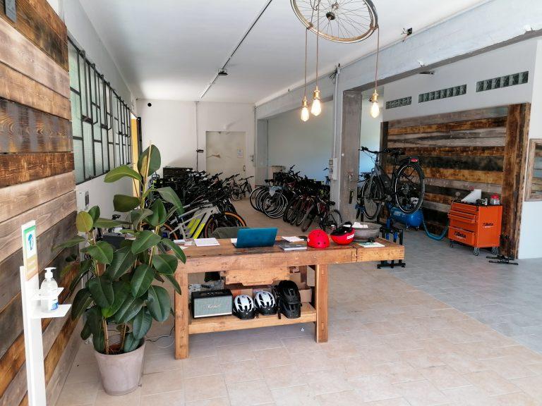 Noleggio bici elettriche Treviso